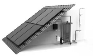 Duurzame zonneboilers Zaandam