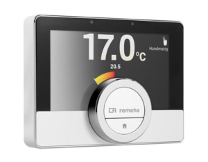 eTwist thermostaat voorkant bij Warmland.nl